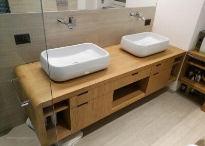 bagno rifatto in Ticino